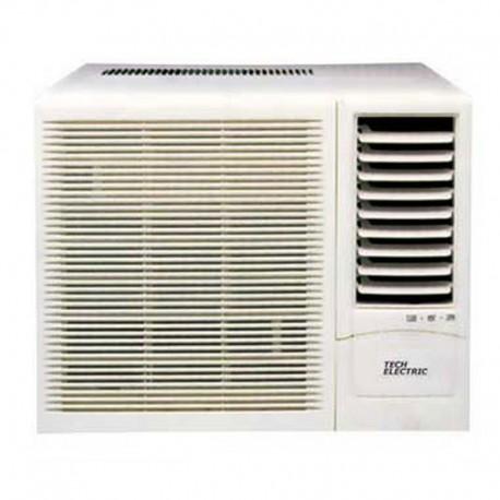 تک الکتریکtechelectric 24000 سرد پنجره ای