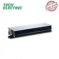 فن کویل تک الکتریک سقفی توکار 800